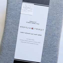 Tommy Hilfiger 4p QUEEN JERSEY KNIT SHEET SET t-shirt blend