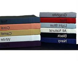 NEW Brielle 100% Modal from Beech Jersey Knitted Sheet Set -
