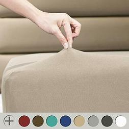 Fitted Sheet 4 Way Stretch Micro-Knit for Standard and Air B