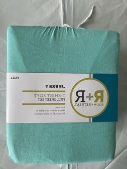 Jersey T-shirt Soft FULL Sheet Set