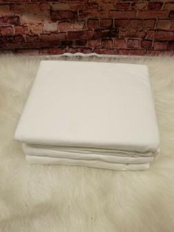 OAKE JERSEY TWIN XL SHEET SET OFF WHITE 100 % COTTON