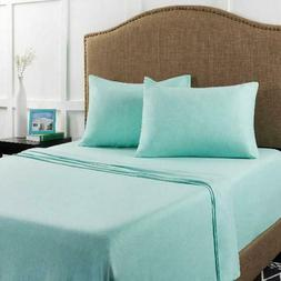 Mainstays Knit Jersey Bedding Sheet Set