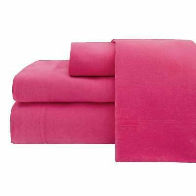 100 percent cotton luxury jersey bed sheet