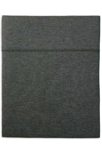 Calvin 'Modern Collection' Cotton & Modal Flat Sheet, Size - Grey
