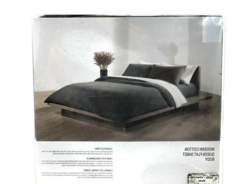 Calvin Klein Collection' & Modal Flat - Grey