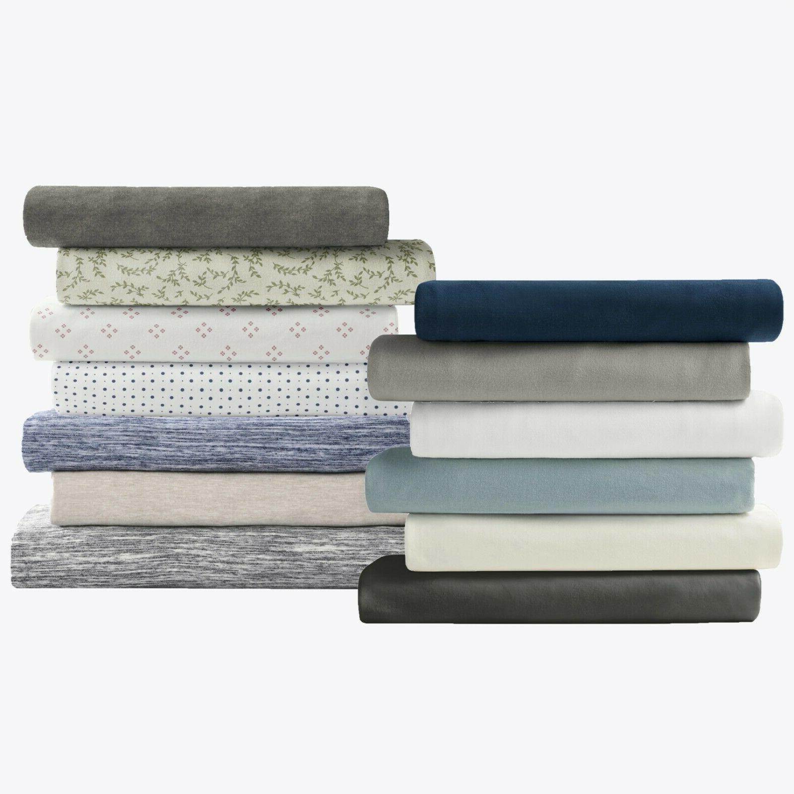 home 100 percent cotton jersey knit fashion