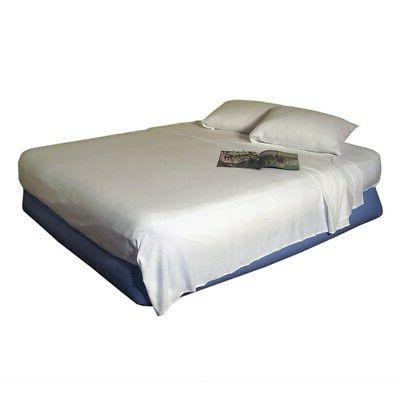 jersey airbed 4 piece bed sheet set