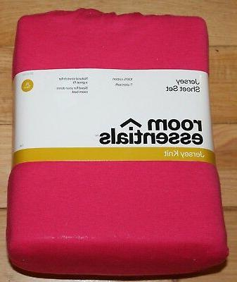 new soft jersey knit sheet set xl