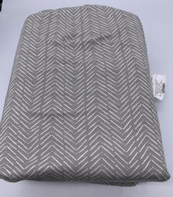 NWT Room Essentials Jersey T-Shirt Sheet Set Twin Size Gray
