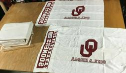 OU Oklahoma Sooners Bedding SHEET PILLOWCASE SET Full/Twin S