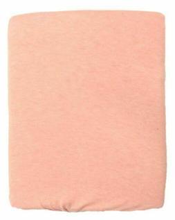 T-Shirt Soft Jersey Knit Sheet Set Peach Blush Twin XL Dorm