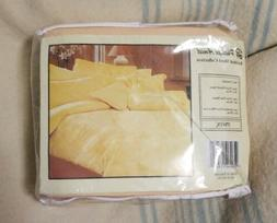 Vintage PA SUPER SOFT Knit Jersey SHEET SET 100% Cotton Twin