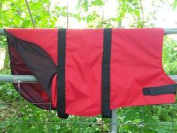 Waterproof SHEET for Goats / Jersey Lined / MEDIUM